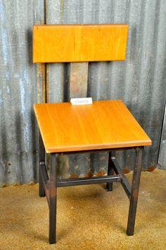 Custom Made Cherry Chair   Austin Custom Rustics   Cherry Wood   Austin, TX   