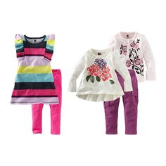 My favorite girls outfits for preschool & kindergarten