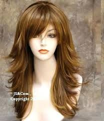 Image result for short layers for long hair