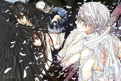 My favorite Vampire Knight picture. Ever.