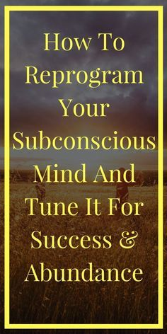 In this post, I show you 3 super effective and simple ways that you can use to easily reprogram your subconscious mind. Mantra, Subconscious Mind Power, Mind Reading Tricks, Mind Tricks, Depression Self Help, Manifesting Money, Mindfulness Meditation, Mindfulness Practice, Mindfulness Activities
