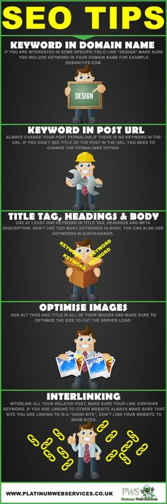 #SEO Tips #infographic