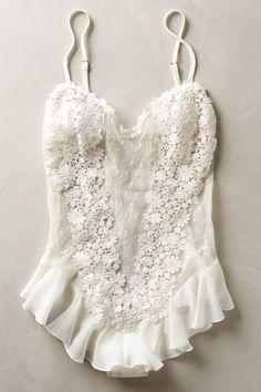 Fleur Flutter Bodysuit ~ Very sexy!    ♥♥