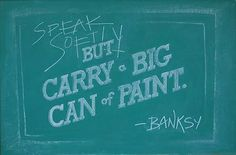 College Students Anonymously Create Beautiful Illustrated Quotes on a Classroom Chalkboard Each Week