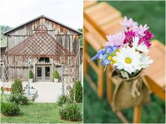Lisa Price Photography | The Barn at Chestnut Springs wedding