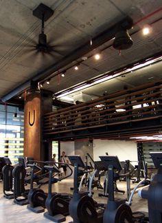 Uenergy Health Club / GAJ Architects