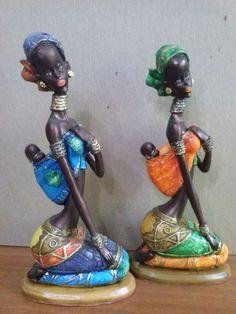 estatuas negras - Buscar con Google