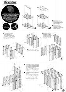 Niche d\'Harthur ... Instructions de montage... | Palette ...