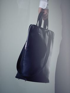 The German label TSATSAS, newly established by Esther Schulze-Tsatsas and Dimitrios Tsatsas, produce elegant, contemporary and luxurious bag designs. TSATSAS bags are handcrafted in Germany, and created through a combination of materials including Calfskin leather and Lamb Nappa leather for the lining.