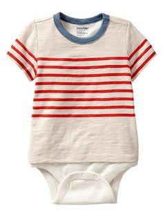 preppy little onesie :::