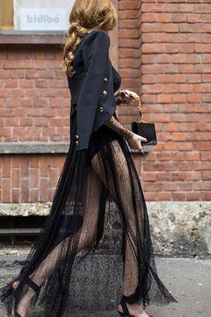lace dress with blazer #NewYear #newyearoutfit