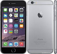 Apple iPhone 6 Plus - - Space Gray (Unlocked) Smartphone Ios Iphone, Unlock Iphone, Iphone 6 16gb, Ios 8, Coque Iphone, Iphone Deals, Apple Iphone 6s Plus, Apple 6s Plus, Iphone 6 Plus Gold