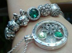 Green Pandora -> Minnie Mousse :-* #pandoraJewelry
