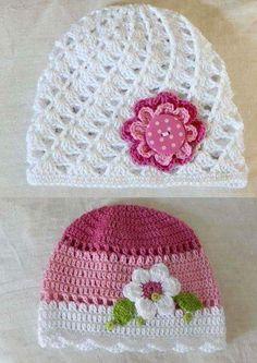 Crochet hat pattern Newsboy hat pattern crochet by ktandthesquid Easy Crochet Hat, Crochet Baby Hat Patterns, Crochet Baby Beanie, Crochet Cap, Baby Hats Knitting, Crochet Stitches Patterns, Knitted Hats, Crochet Projects, Beanies