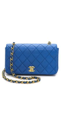 What Goes Around Comes Around Chanel Mini Flap Bag | SHOPBOP
