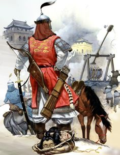 Mongol siege of Kaifeng, China