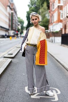 Street style from London Fashion Week spring/summer '18 - Vogue Australia