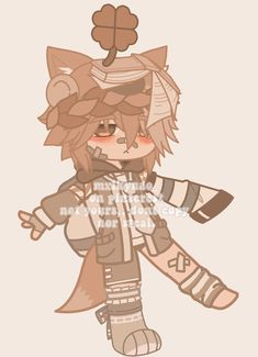 Cute Anime Chibi, Anime Neko, Kawaii Anime Girl, Boy Hair Drawing, Drawing Anime Clothes, Cute Kawaii Animals, Cute Baby Animals, Club Hairstyles, Club Design