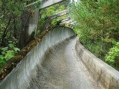 1984 bob sled track