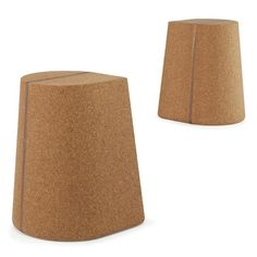 Corkdrop Stool / Side Table