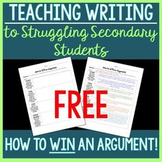 Help your students become excellent argumentative writers and debaters. This brainstorming guide gives CLEAR and SIMPLE explanations for pathos, ethos, logos, and counter-argument. Give students this guide before writing an essay, completing a persuasive project, or participating in a debate.