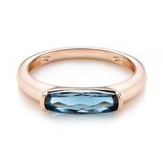 East-West London Blue Topaz Fashion Ring – Flat View – 103762 – Thumbnail Blautopas-Modering in Ost-West-London – Flache Ansicht. Diamond Jewelry, Jewelry Rings, Fine Jewelry, Jewellery, Topaz Jewelry, Jewelry Ideas, Diamond Anniversary Rings, Diamond Engagement Rings, Bijou Box