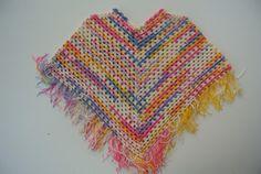 háčkované pončo Blanket, Blankets, Cover, Comforters