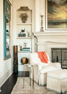 House of Turquoise: C. Weaks Interiors + Bohlert Massey Interiors