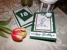 Kika's Designs : Football Player's Birthday