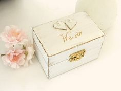 Hey, I found this really awesome Etsy listing at https://www.etsy.com/listing/257884403/rustic-chic-wedding-ring-bearer-box-ring