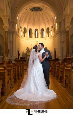 Seton Hill Chapel Wedding Ceremony Greensburg PA FINELINE Weddings