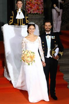 Inside Sweden's royal wedding between Prince Carl Philip and Sofia Hellqvist: