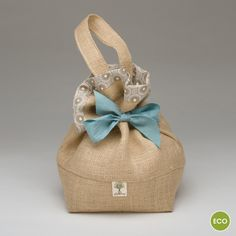 Ecowrap, reusable gift bags!  So sweet.