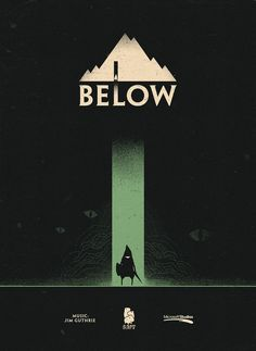 Geek What Lies Below? As a huge fan of indie adventure games like Journey and Limbo, the announcement trailer for Capybara's Xbox One title Below wowed me. Game Design, Film D'animation, Film Movie, Graphic Design Illustration, Illustration Art, Web Mobile, Mobile Game, Pixel Art Games, Game Interface