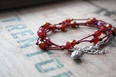 Simple but lovely bracelets BytheRiver