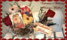vintage valentines - Google Search