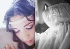 Romantic garden wedding| photo by Les Amis Photo | 100 Layer Cake inspiration
