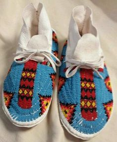 Native American Moccasins |