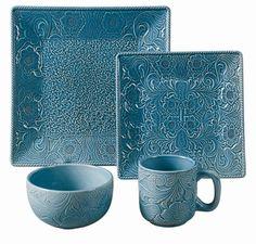 stoneware dinnerware sets - Google Search