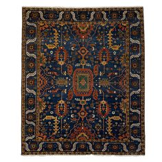 "Adina Collection Oriental Rug, 8'5"" x 9'10"""