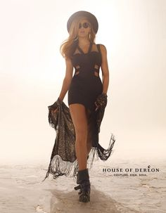 House of Dereon took influences from fans at Beyonce's concert at Glastonbury ...