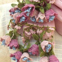 Turkish OYA Lace SILK flower cotton stole/Shawl PINK Scarf