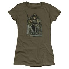 "Checkout our #LicensedGear products FREE SHIPPING + 10% OFF Coupon Code ""Official"" The Hobbit / Kili - Short Sleeve Junior Sheer - The Hobbit / Kili - Short Sleeve Junior Sheer - Price: $34.99. Buy now at https://officiallylicensedgear.com/the-hobbit-kili-short-sleeve-junior-sheer"