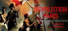 REVOLUTION PARIS - La nuit est morte, Vive la nuit !