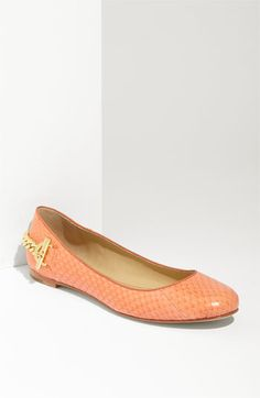 Rachel Zoe - love the color! I don't know why men hate flats. These are cute..so they will just need to get over it. Ha