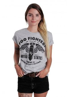Foo Fighters T-Shirt - Impericon.com