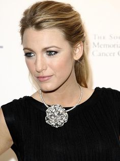 Celebrity Lookbooks: Blake Lively at The Society of Memorial Sloan Kettering Cancer Annual Fall Gala, New York