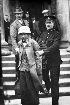Scottish suffragette Janet Arthur alias Fanny Parker Society Problems, Suffrage Movement, Scottish Women, Brave Women, Women In History, Single Women, Ladies Day, Strong Women, Equality