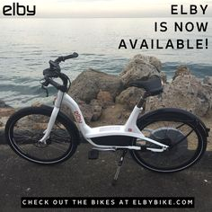 Elby is ready to ride. Get your bike today from elbybike.com! #ElbyBike #eBike #electricbike