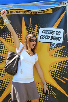 << Wisconsin hosts one of the most celebrated beer festivals